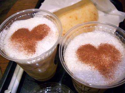 阪急オフィスタワーの展望フロアのタリーズコーヒー