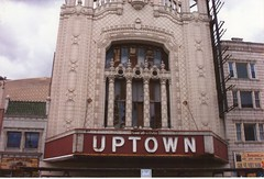 house chicago cinema movie marquee illinois theater theatre il uptown terra cotta loews nrhp