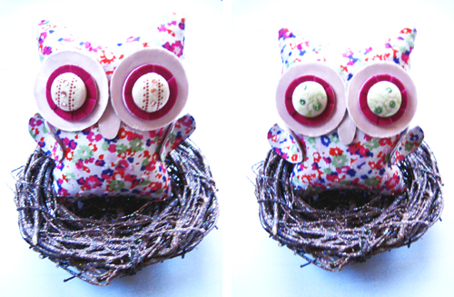 *Pink Owls*