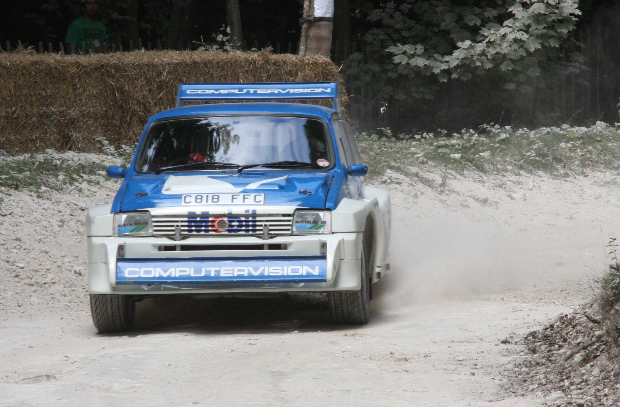 Group B MG Metro 6R4 images