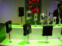 new booth la losangeles slim expo xbox 360 center videogames entertainment electronics convention microsoft e3 2010