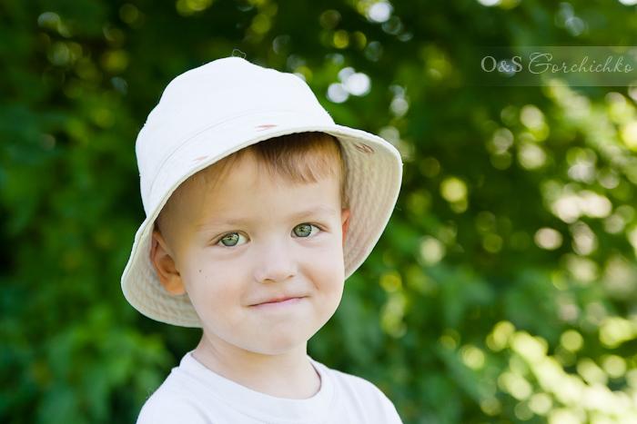Летний фотопраздник от детских фотографов Гродно.  Ярослав