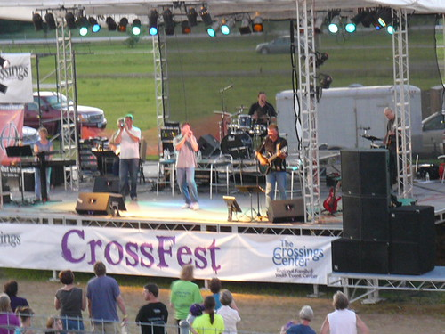 Christian Crossings w band