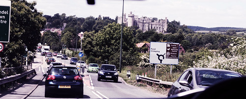 Arundel City & its castle
