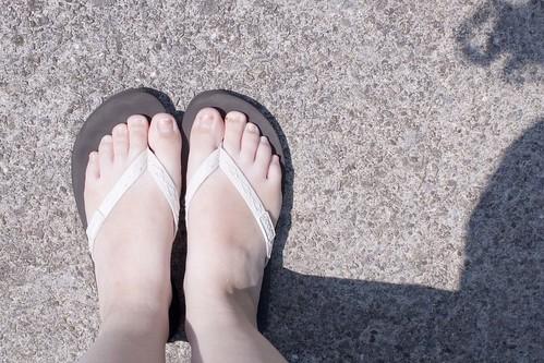 Got New Sandals