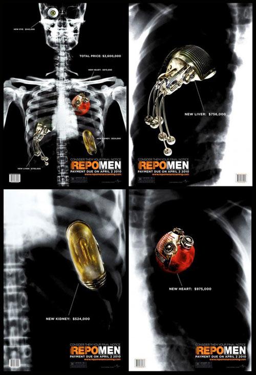 Xem phim Repo Men - Repreneurs 2010