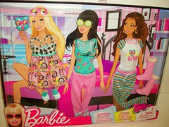 Sleepyhead (napudollworld) Tags: summer fashion outfit shoes dress barbie best pack buy fashionista mattel
