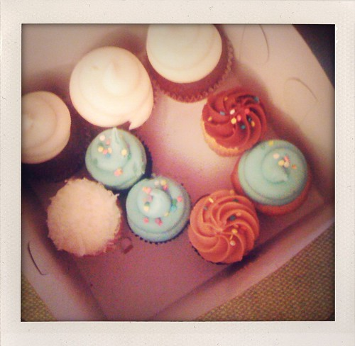 Cupcakes from Sweet Bakery