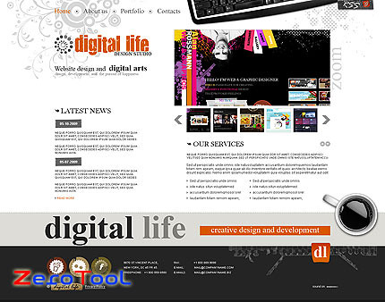 FlashMint 2699 Digital life XML
