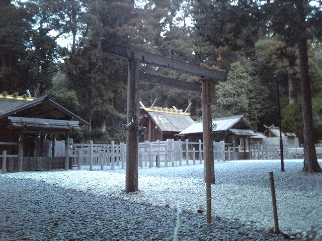 伊勢神宮 外宮別宮 瀧原宮 - Takihara no miya (Geku of Ise Grand Shrine)// 2010.02.13 - 5