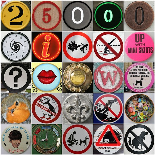 25,000 squared circles milestone reached today