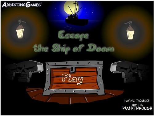 Escape the Ship of Doom