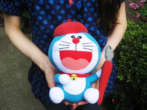 Fujiko.F.Fujio characters Fair at LAWSON 8