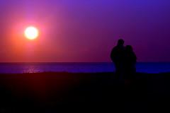 insieme... (utopic's pics) Tags: sole colori insieme coppia cammino scelta