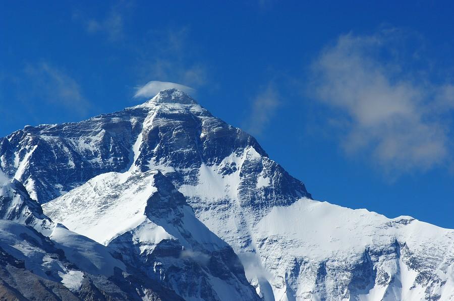 世界的屋脊-聖母峰