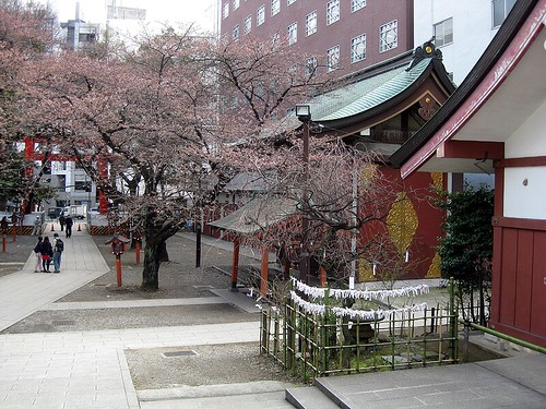 Hanazono Shrine 02