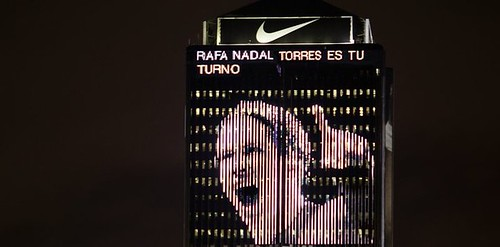 Rafael Nadal - Write the future