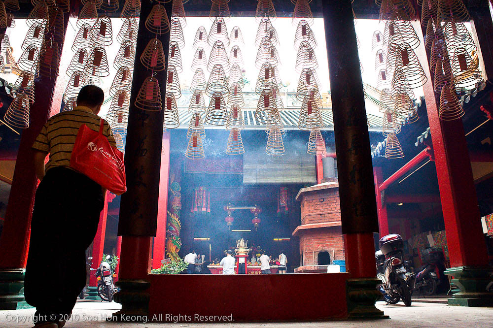 Visit to Kwong Siew Temple @ KL, Malaysia