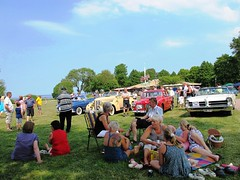 Classic Car show in Mariestad Sweden #4