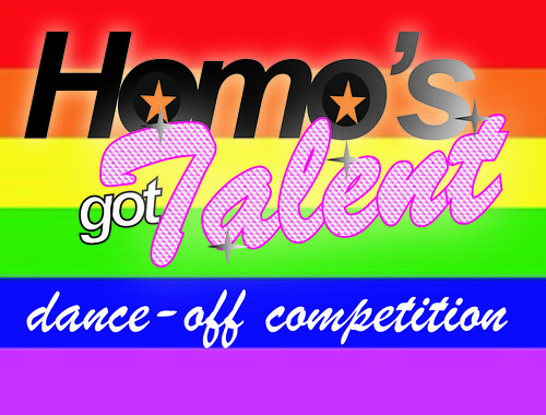 Homo's Got Talent
