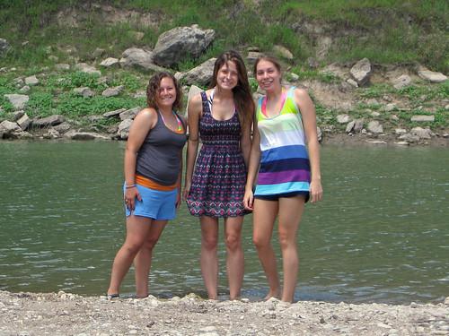 Casey, Stephanie & Lindsey