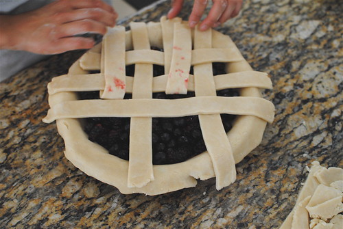 lattice step 2