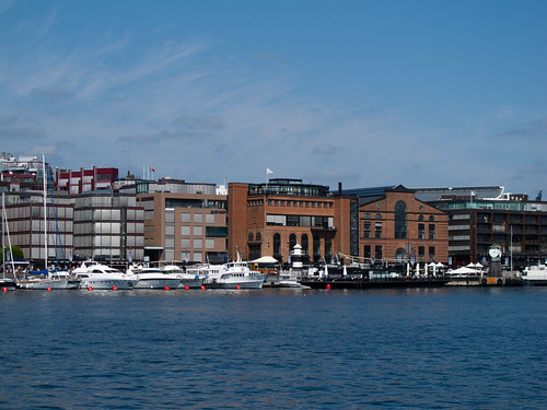 The Harbor - Oslo, Norway