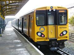 507004 Ormskirk 200210 (Dan86401) Tags: class emu 507 ormskirk brel merseyrail electricmultipleunit 507004