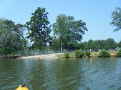 Saluda Lake Ramp