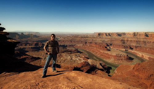 me, dead horse point