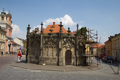 Kutná Hora, Famous Fountain type thing?