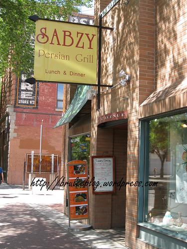 Sabzy Persian Grill