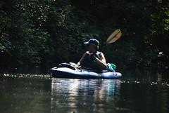 Roger Williams Paddle 2010 (BenSpark) Tags: water kayak paddle providence kayaker tenmileriverwatershedcouncil rogerwilliamspaddle