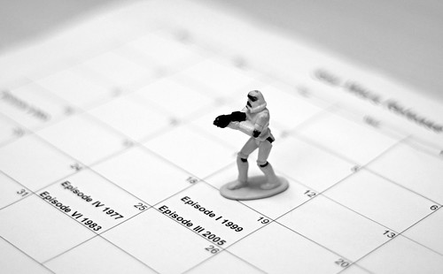 Week 28 - Stormtrooper Study
