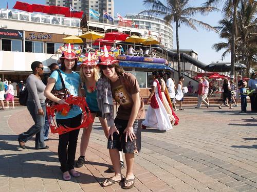 Tourists?