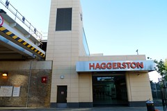 Picture of Haggerston Station