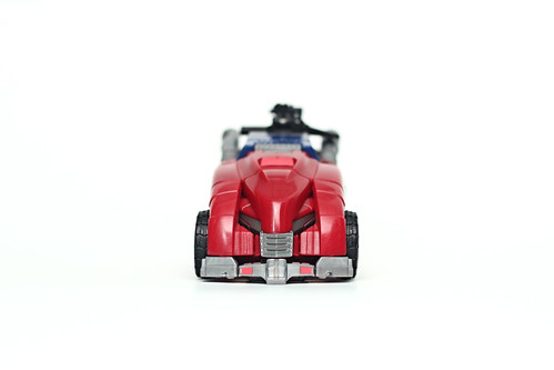 Optimus Prime - Armored truck mode