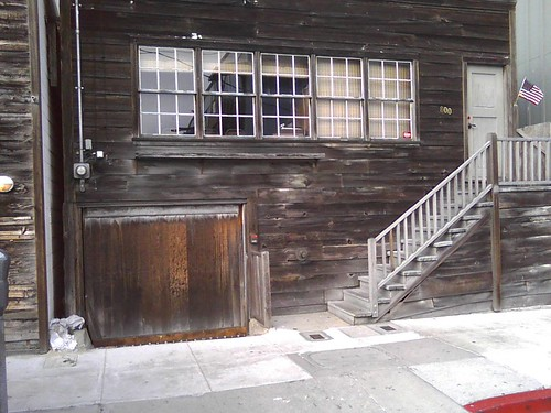 Doc's home/lab from Cannery Row.