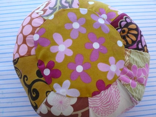 Pin Cushion Sewing Caddy