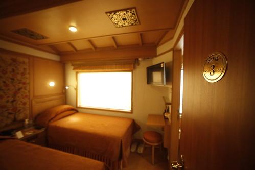 Maharajas' Express - Deluxe Bedroom