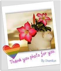"""Thank you very much."" (P_Lham kun.( Go to work 1 week)) Tags: earthasia totallythailand afsdxvrzoomnikkor1685mmf3556ged nikod90 lhamkun shutterismclub"