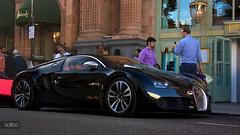Veyron EB 16.4 Sang Noir (Macrike) Tags: london unitedkingdom bugatti sangnoir veyroneb164