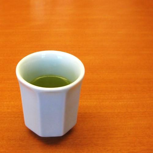 Tea, Please | お茶をください