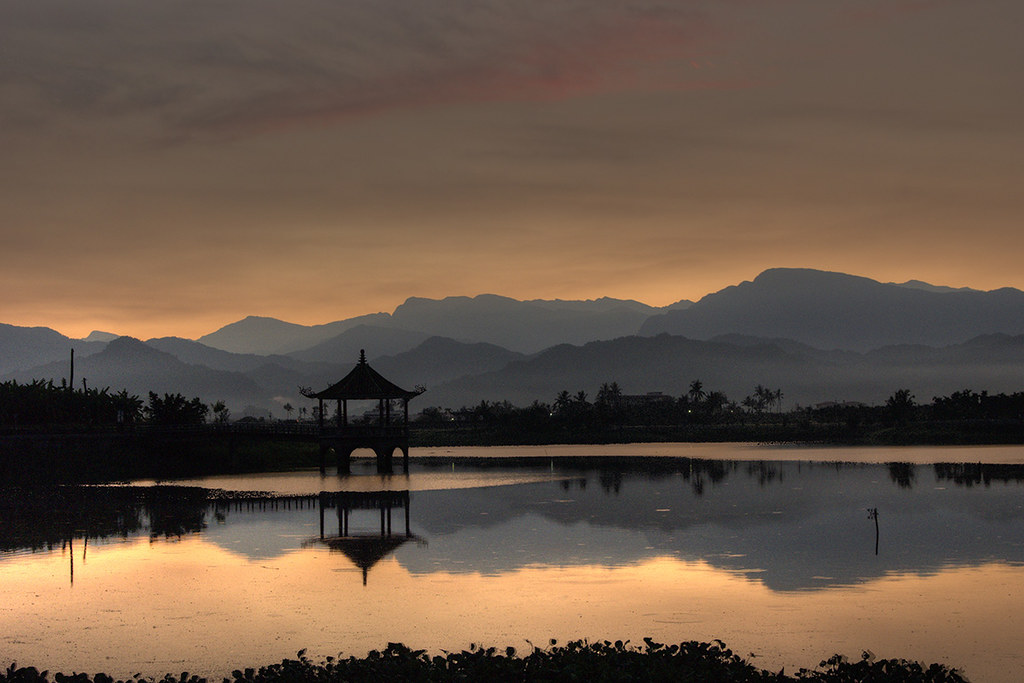 美濃中正湖、古厝外拍活動