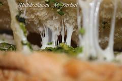 Yummy..Yummy (Abdulrahman M. Farhat) Tags: canon yummy 500d 185mm جبنة ابيض سندويش سندوتش