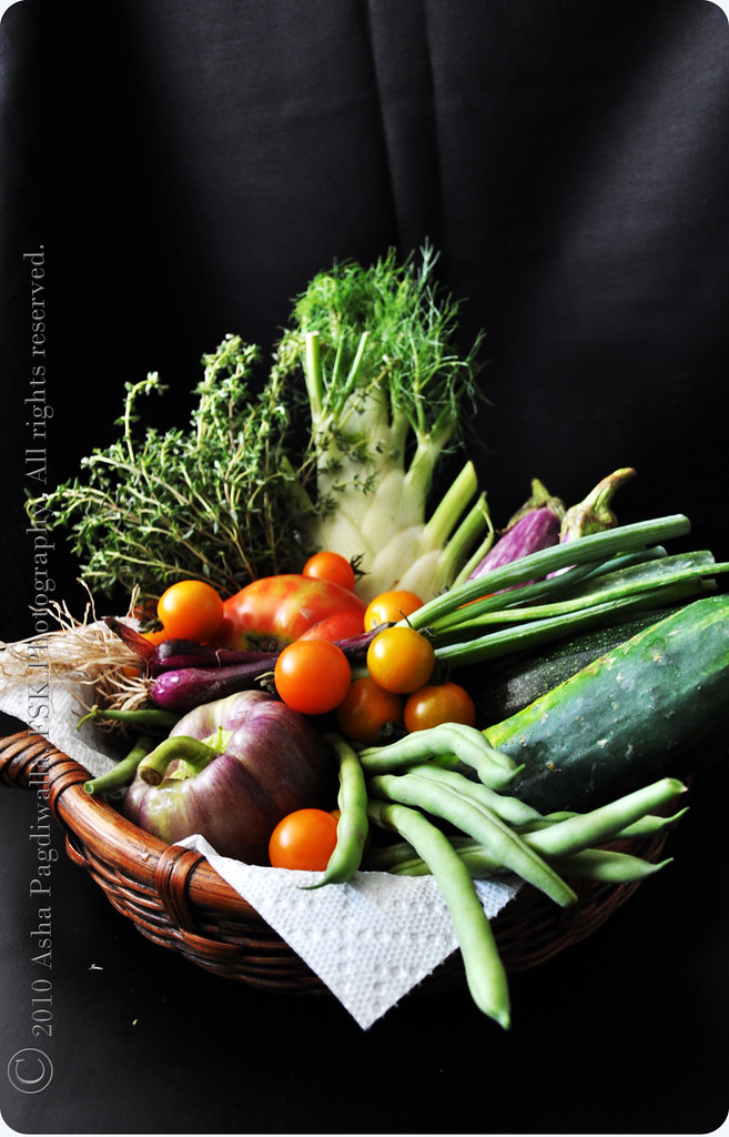CSA Basket July 20