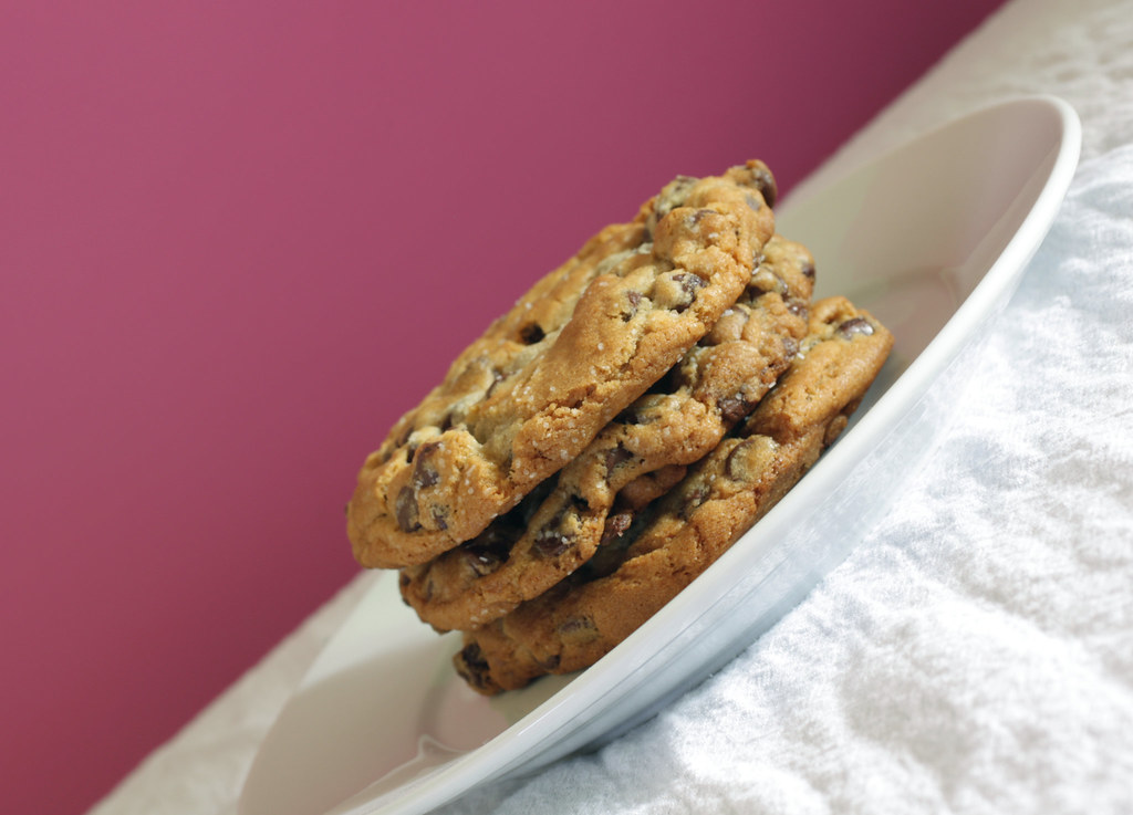 angled cookies