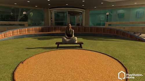 PlayStation Home: Mystery of the Wise Man!