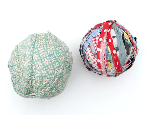juggling rags