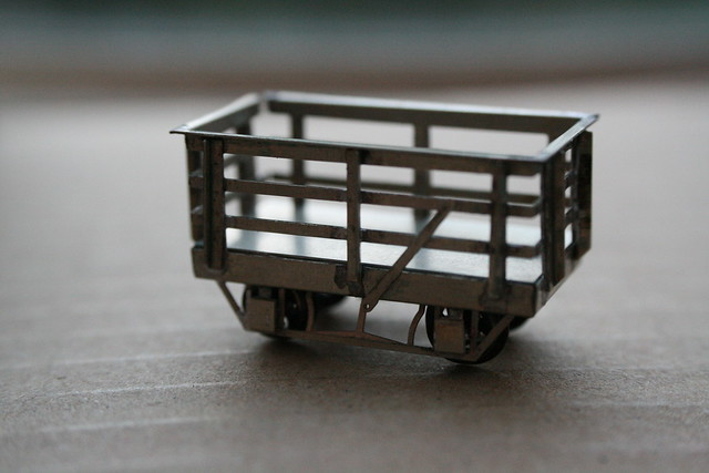 RT Models NWNGR slate wagon